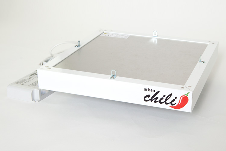LED BOARD urban Chili from top