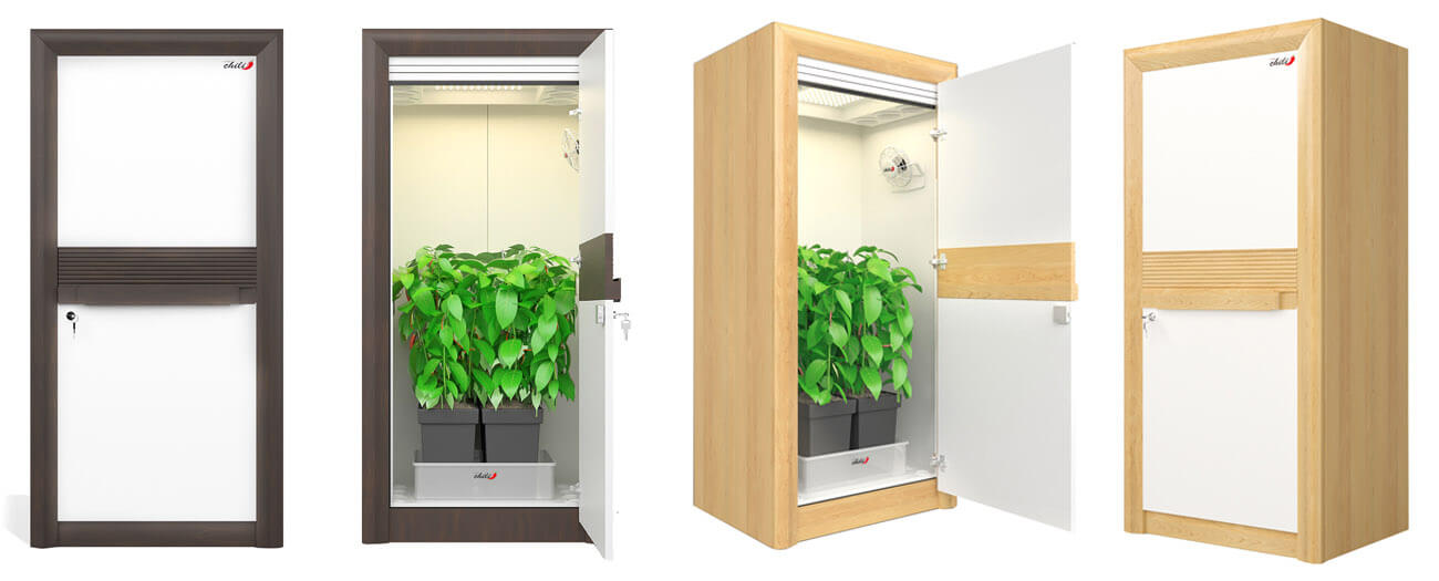 growschrank urban Chili 2.0 kein growzelt