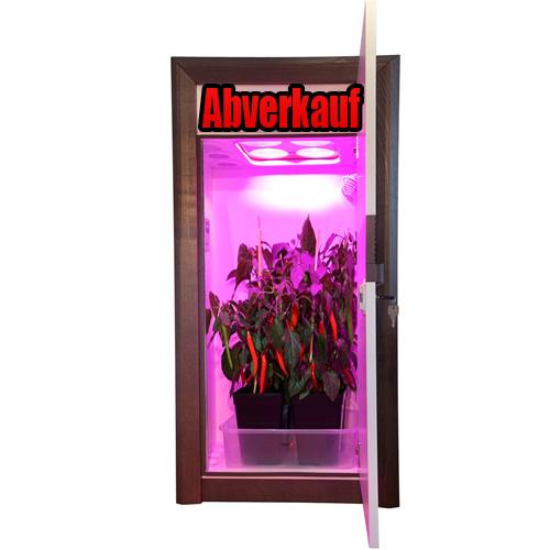 growbox abverkauf growschrank aktion urban Chili 1.0