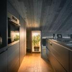 led growbox set kitchen