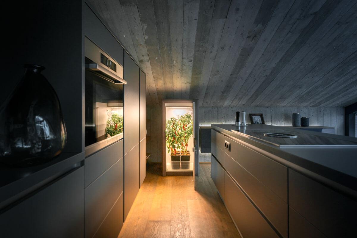 Küchen Growbox