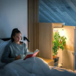 led growbox bedroom