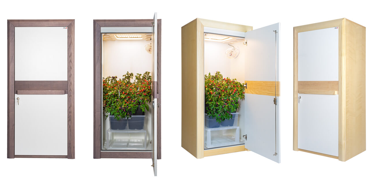 Growschrank von urban Chili - Growbox Komplettset 3.0