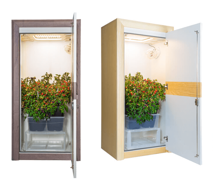 Growbox Komplettset urban Chili 3.0 LED Growschrank
